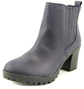Material Girl Nina Women Round Toe Synthetic Ankle Boot.