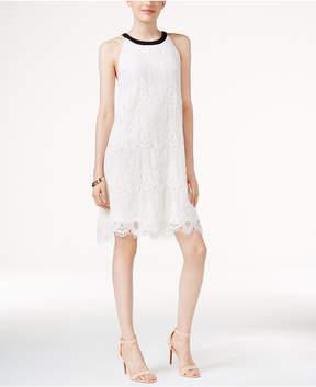 Alfani Prima Cleo Lace Shift Dress, Created for Macy's