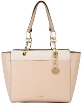 Nine West Starr Tote Handbag One Size Light pink multi