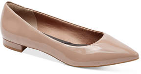 Rockport Women's Total Motion Adelyn Pointed-Toe Flats Women's Shoes