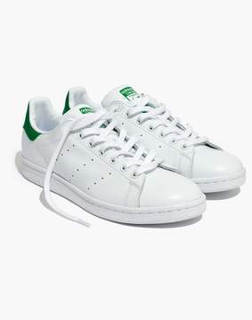 Madewell Adidas® Stan SmithTM Lace-Up Sneakers