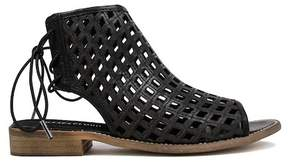 Coolway Aimy Open Toe Leather Sandal