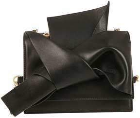 N°21 N.21 Abstract Bow Shoulder Bag