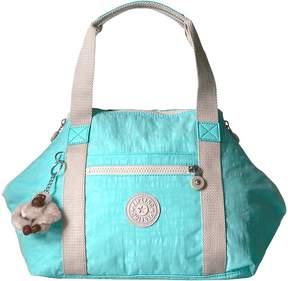 Kipling Art U Satchel Handbags - FRESH TEAL - STYLE