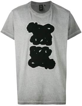 Puma patch detail T-shirt