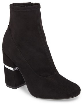 Marc Fisher Women's Padda Embellished Stretch Bootie