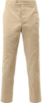 Moncler Gamme Bleu classic chino trousers