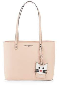 Karl Lagerfeld Maybelle Leather Tote