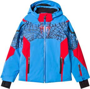 Spyder Spiderman Marvel Hero Junior Ski Jacket