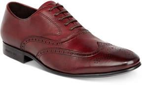 Kenneth Cole Men's Mix Wingtip Oxfords Men's Shoes