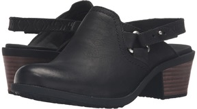 Teva Foxy Clog Leather Women's Clog/Mule Shoes