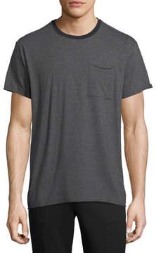 ATM Anthony Thomas Melillo Oversized Feeder Stripe Jersey T-Shirt