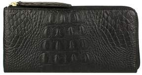Scully Women's Embossed Croco Wallet 5008