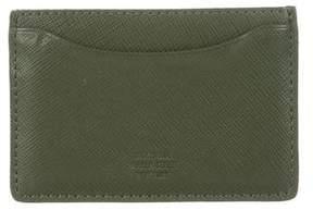 Jack Spade Leather Card Holder