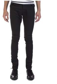 Balenciaga Men's Slim Fit Pants Black.