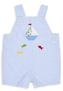 Florence Eiseman Baby Boy's Gingham Coverall