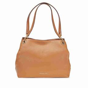Michael Kors Raven Large Leather Shoulder Bag - Acorn - ONE COLOR - STYLE