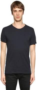 Giorgio Brato Cotton Jersey T-Shirt