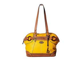 b.ø.c. Hutchison Wood Rings Satchel Satchel Handbags