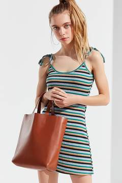 Urban Outfitters Simple Leather Tote Bag