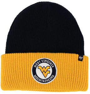 '47 West Virginia Mountaineers Ice Block Knit