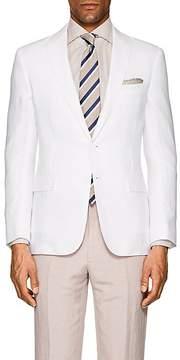 Ralph Lauren Purple Label Men's Nigel Slub Linen Two-Button Sportcoat