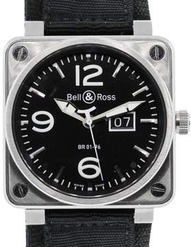 Bell & Ross Aviation BR0196 Stainless Steel Automatic 46mm Mens Watch