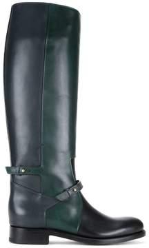 Pierre Hardy buckle detail boots