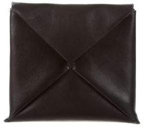 VBH Leather Envelope Clutch