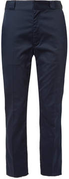 SASQUATCHfabrix. Slim-Fit Cropped Woven Trousers