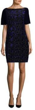 T Tahari Floral Sheath Dress