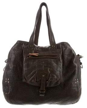 Jerome Dreyfuss Leather Billy Satchel
