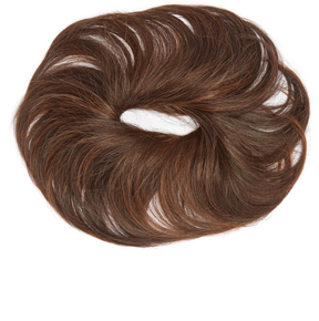 Hairdo. by Jessica Simpson & Ken Paves Chocolate Copper Casual-Do Wrap