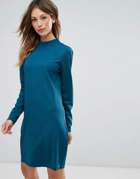 Bellfield Anzio High Neck Shift Dress