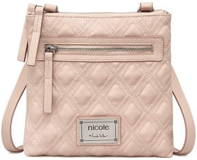Nicole Miller Nicole By Robyn Crossbody Bag