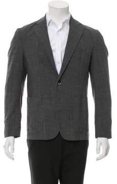 Barena Venezia Wool Three-Button Blazer