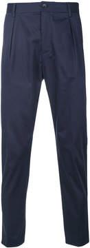 Calvin Klein straight leg trousers