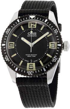 Oris Divers Sixty-Five Black Dial Men's Watch 733-7707-4064BKFS