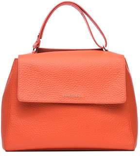 Orciani Soft M Sveva Bag Orange