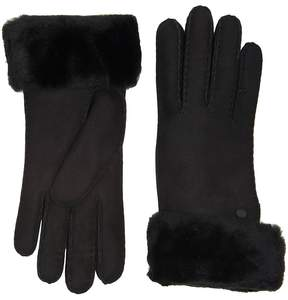 UGG Classic Turn Cuff Waterproof Sheepskin Gloves Extreme Cold Weather Gloves