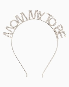 Mommy To Be Rhinestone Headband
