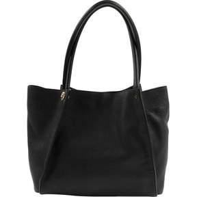 Roberto Cavalli Black Leather Handbag