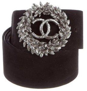 Chanel Strass Crystal Belt