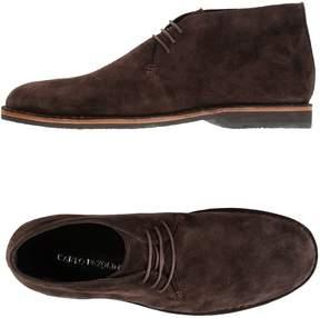 Carlo Pazolini High-top dress shoes