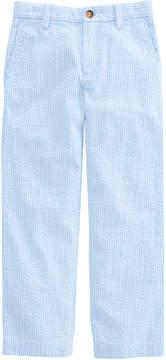 Vineyard Vines Boys Seersucker Stripe Breaker Pants