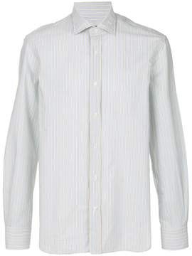 Piombo Mp Massimo Striped Oxford shirt