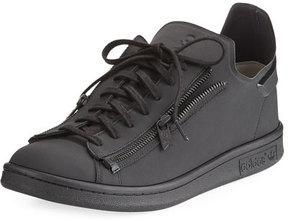 Y-3 Men's Stan Zip Low-Top Sneaker