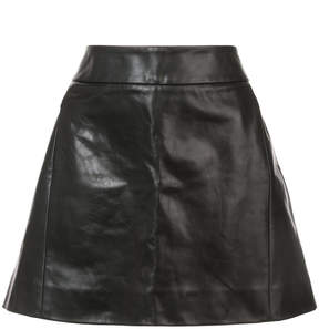 Creatures of the Wind a-line shape mini skirt