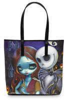 Disney The Nightmare Before Christmas Tote by Jasmine Becket-Griffith