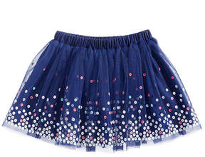 First Impressions Sequin-Print Tutu Skirt, Baby Girls (0-24 months), Created for Macy's